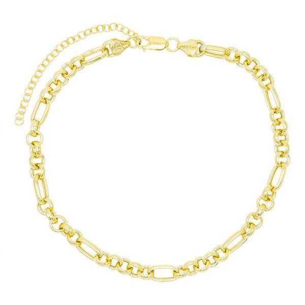 Chunky Chain Choker - Adina's Jewels