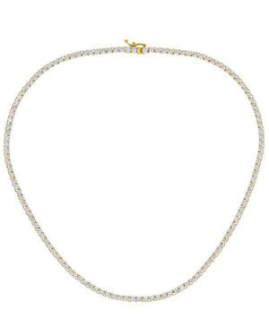 Tennis Necklace  - Adina's Jewels