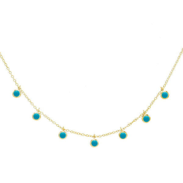 Pearl Pearl Chain Necklace - Adina's Jewels