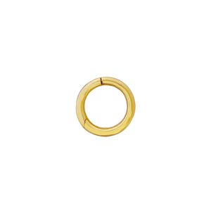 14K Gold Clicker Charm 14K - Adina's Jewels
