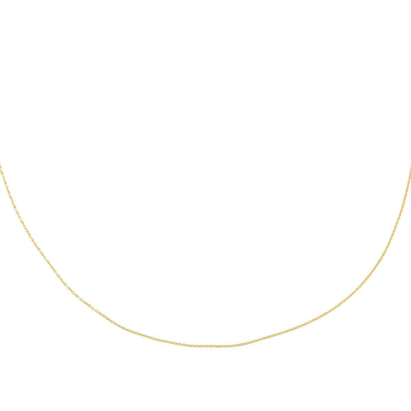 Gold Chain Necklace - Adina's Jewels