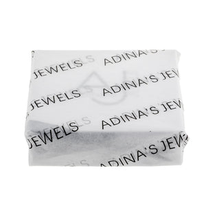 Crystal White Gift Wrapping - Adina's Jewels
