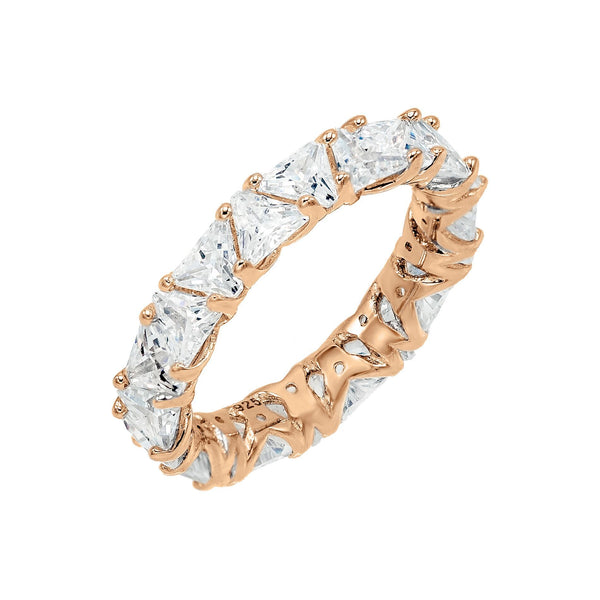 Triangle Stone Ring - Adina's Jewels