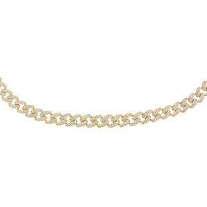 Chain Link Choker - Adina's Jewels