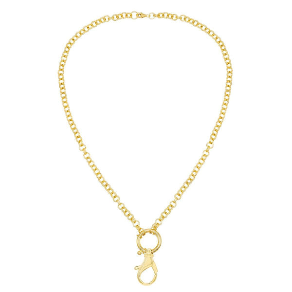 Clasp Chain Necklace