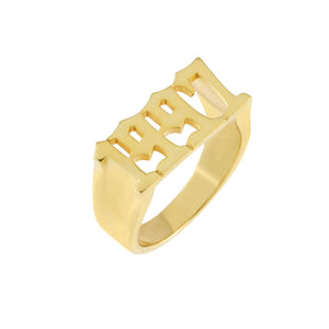 Gold / 5 Year Ring - Adina's Jewels