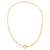 Toggle Cuban Chain Necklace - Adina's Jewels