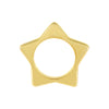 Solid Chunky Star Ring - Adina's Jewels