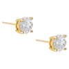 Crystal Juliette Stud Earring  - Adina's Jewels
