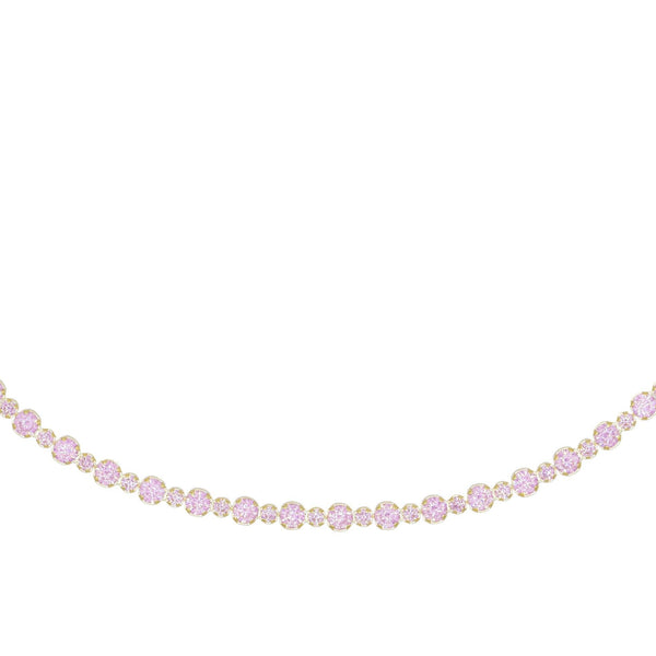 Crystal Tennis Choker  - Adina's Jewels