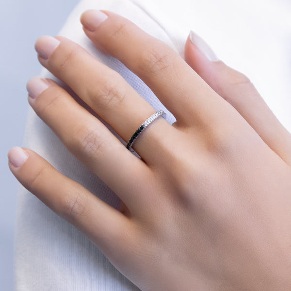 Two-Tone Thin Band
