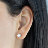 Juliette Stud Earring 14K  - Adina's Jewels