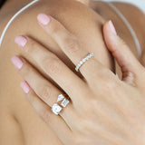Multi Stone Ring - Adina's Jewels