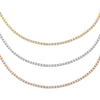 Combo Thin Tennis Choker Combo Set - Adina's Jewels