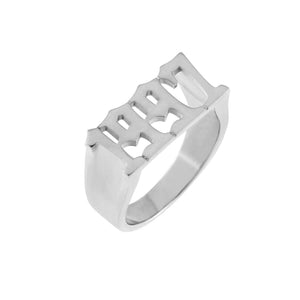 Silver / 5 Year Ring - Adina's Jewels