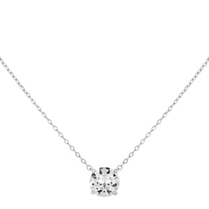 Crystal Juliette Necklace - Adina's Jewels