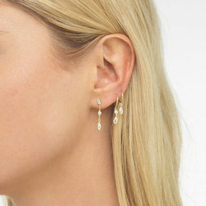 Teardrop Earring Combo Set - Adina's Jewels