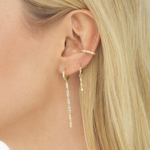 Bezel Earring Combo Set  - Adina's Jewels