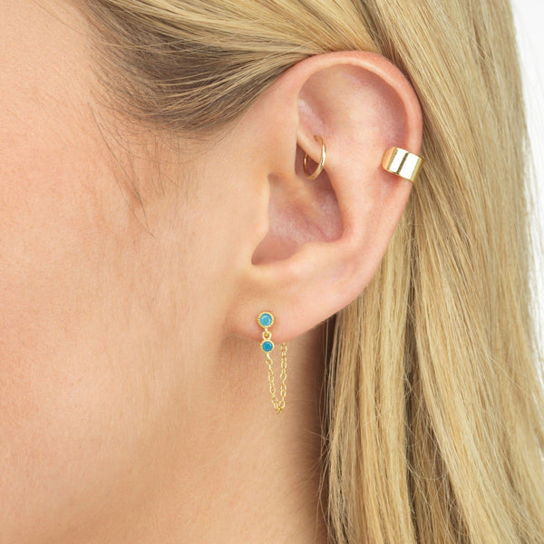 2 Piece Ear Cuff Set