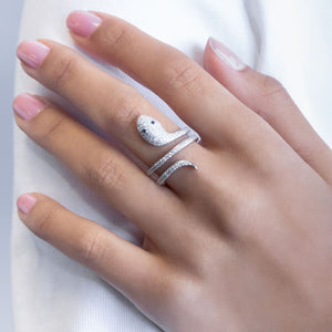 Snake Ring - Adina's Jewels