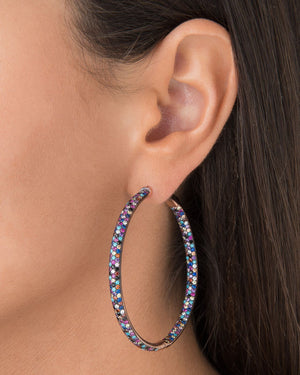 Statement Hoop Earring - Adina's Jewels