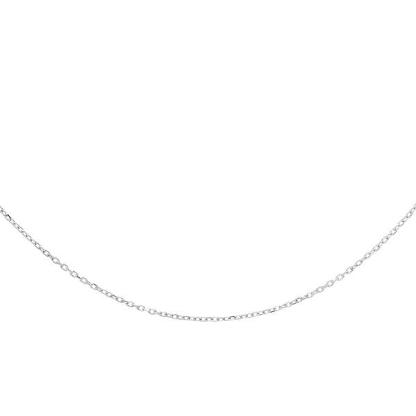 Silver Chain Necklace - Adina's Jewels