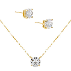 The Mommy Travel Combo Set Gold - Adina's Jewels