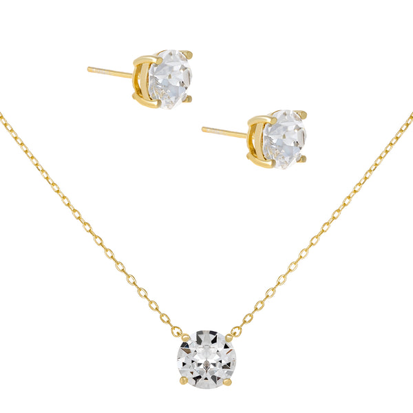 Gold The Mommy Travel Combo Set - Adina's Jewels