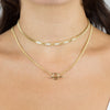 Toggle Chain Necklace - Adina's Jewels