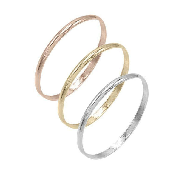 Trio Ring Set 14K