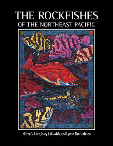 Rockfishes of the Northeast Pacific (ships 10/13)