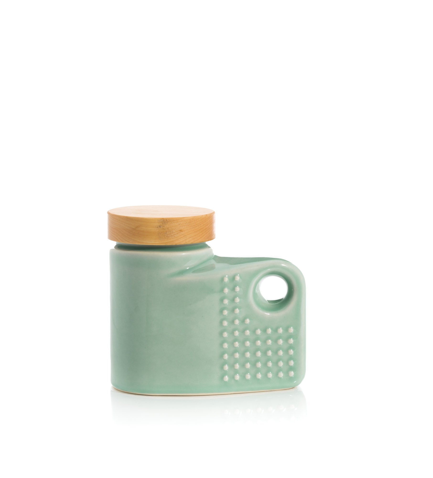 24oz Canister - Gloss Celadon