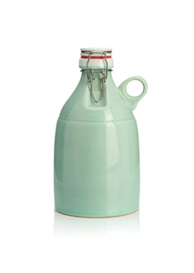 64oz Growler - Gloss Celadon