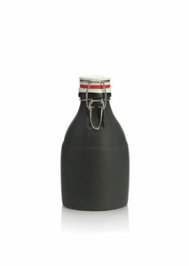 32oz Growler - Satin Black
