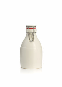 32oz Growler - Matte White