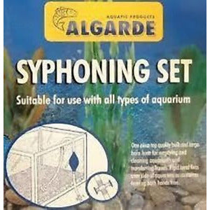 Algarde Syphon set Gravel Cleaner for aquarium maintenance