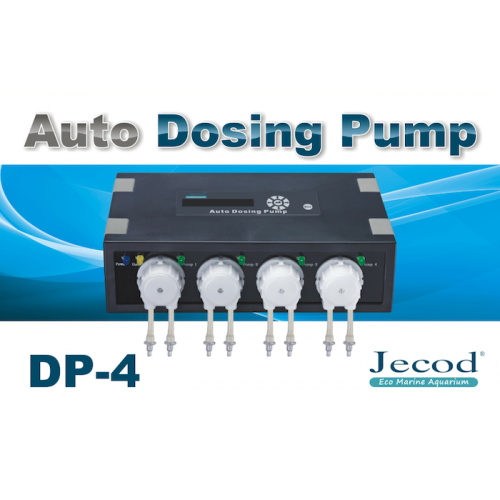 Jebao 4 Channel Master Dosing Pump