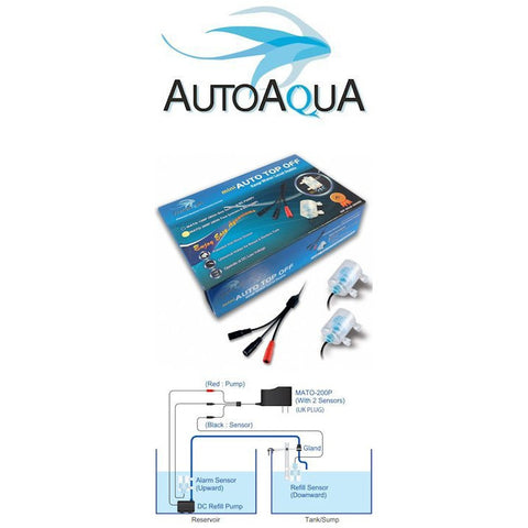 aquarium automatic top up