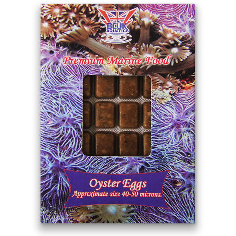 Frozen fish/coral food oyster eggs