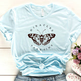 Miracles Take Time - Threads of Heart Tee