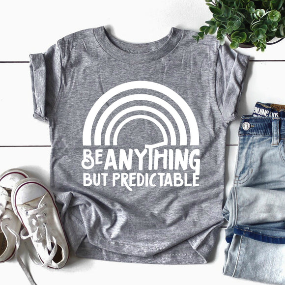 Be Anything - Silas Threads of Heart Tee