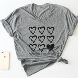 Your different is your beautiful - Sawyer Threads of Heart Tee