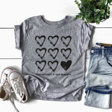 Your different is your beautiful - Lincoln Threads of Heart Tee