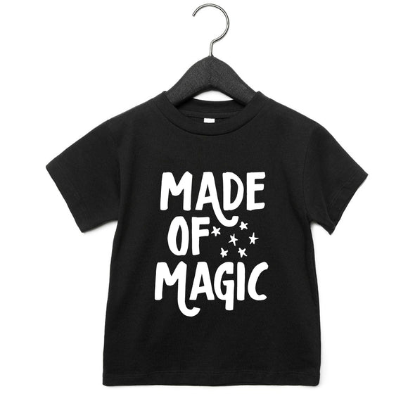 Made of Magic Halloween Tee