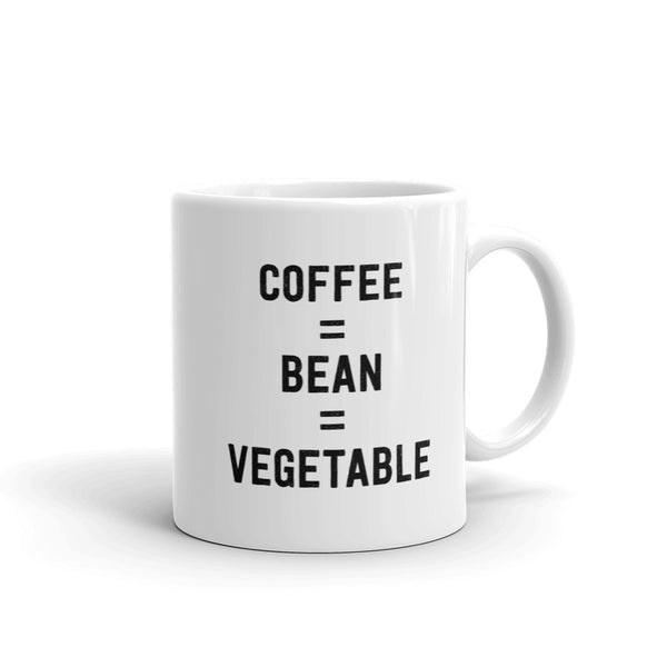 Coffee = Vegetabe Mug