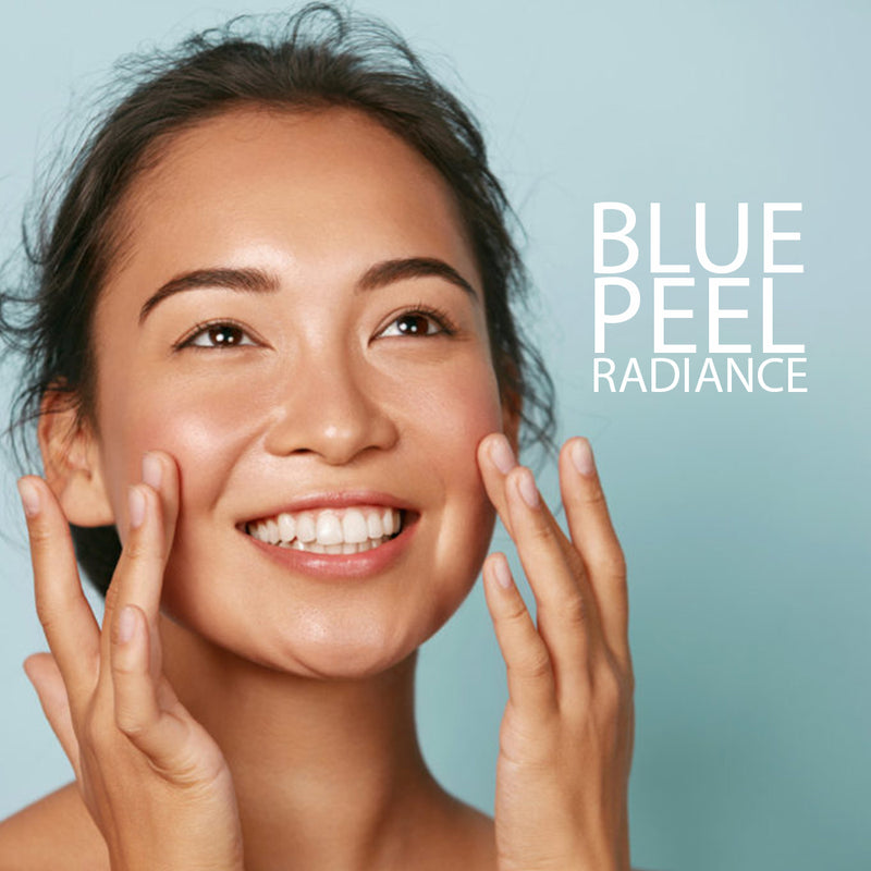Special Offer - Blue Peel Radiance (3 sessions)