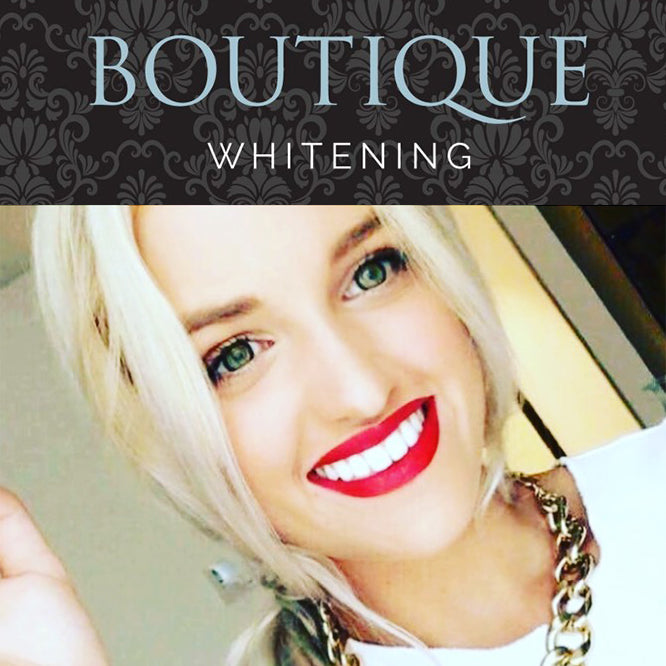 Boutique Whitening Special Offer