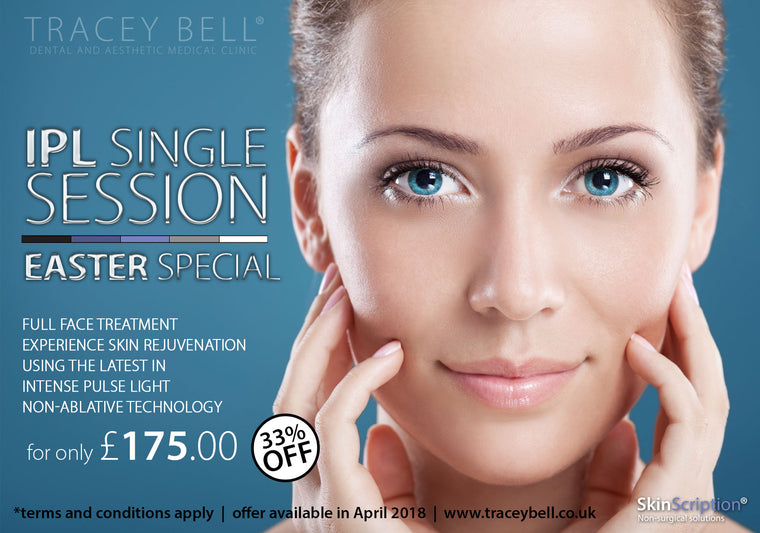 Easter Special - IPL Full Face Single Treatment
