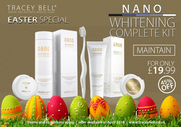 Easter Special - NANO Whitening Kit
