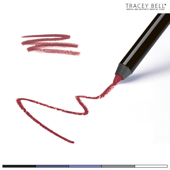 Slim line lip pencil